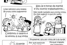 crianças pv