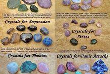 cristalli di pietre dure