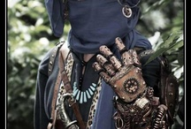 World Steampunk Outfits / Because I cannot see only English Victorian & Edwardian Steampunk.