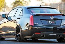 Cadillac ATS Custom Modified