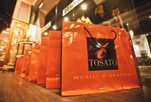 Tosato : emotions to hand down. New Tosato sales outlet in KIEV - AMBASSADOR. / We are pleased to display the photos of the inauguration of the Architects' event dated 13 February 14 of the new Tosato sales outlet in KIEV - AMBASSADOR .