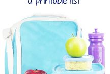 Do. Pack healthy lunches. / Eating on-the-go can be nutritious and delicious. Check out this board lunchbox makeovers for healthy lunchbox ideas. If you are following a gluten-free or dairy free diet, many of these ideas can be substituted for a GFDF version.