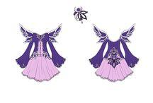 Anime desing/dress