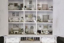 Doll house / Miniature