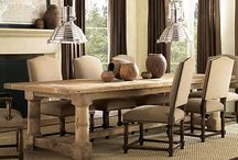 Dining rooms / by Harlan Toole