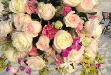 Déco en fleurs