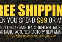Low Price Online Ammunition Store