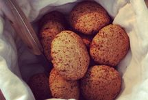 Mat - Quinoa-/kikert-/græskarmel