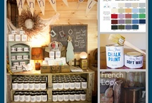 Store Displays that I love! / by The Purple Painted Lady ~ Tricia Kuntz