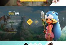 Playful Webdesigns