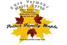 Potter Family Maple Sugar Maker Brenda Potter Interview / Kitchen Wisdom Gluten Free Interview with Brenda Potter of Potter Family Maple