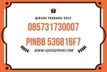 Qirani Terbaru Tahun 2017 / Nanda CS 1 Qirani  : SMS: 085731730007 Whatsapp: +6285731730007 BBM: 536816F7