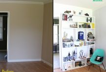 ORGANIZATION - Home - Living Room