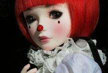 playing with dolls / by Olga Nikoli