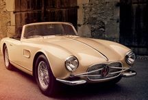 Maserati visuals collection / Maserati creators, owners, engineers, designers, vehicles, masterpieces, art etc.