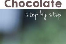 vegan chokolate