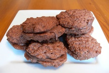 Cookies:  Romany Creams