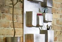 wall storage / by Adriana Ruiz Velasco
