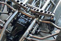 car custom suspension