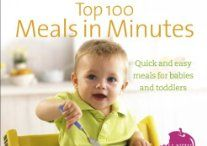 Easy Baby/kids Meals / healthy meal and snack ideas for baby and kids