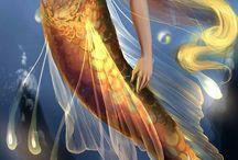 O Mundo encantado da Sereia