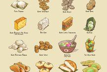 Illustration- Food