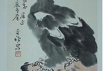 Li Kuchan, 李苦禅