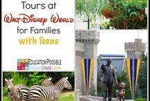 Undiscovered Walt Disney World