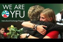 Vaihto-oppilaaksi / Become an exchange student / Fiiliskuvia YFU-vaihtariksi lähtemisestä. Tee maailmasta kotisi.  Pictures of going on exchange abroad with YFU. www.yfu.fi