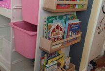 Sisustus: lastenhuone