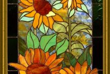 Stained Glass Ideas / Stained Glass designs