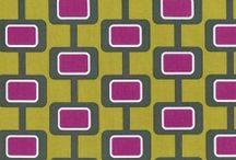 Retro fabrics