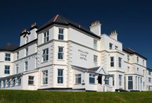 Mullion Cove Hotel / Mullion Cove Hotel is perched on clifftops overlooking sparkling blue waters and miles of South Cornwall's unspoilt coastline. An ideal base to discover the beauty of the Lizard Peninsula and South West Cornwall.