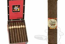 Cigars // Tatiana / Click through to our site for even more options on shapes and wrappers.