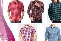Bold Flannel Fashion