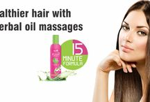 Hair Care Tips / Make your hair bounce and shine with our special hair care treatment that blends natural therapy and science activation