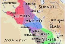 Mesopotamian 3500 b.c.-539 b.c.