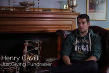 JustGiving Stories of 2015 - Henry Cavill / Royal Marines Charitable Trust Fund Ambassador and British actor Henry Cavill took part in the Gibraltar Rock Run, alongside his brother Lt Col Nik Cavill, in 2014. With the exposure Henry's support gave to the charity the event raised a fantastic £140,000 for Royal Marines and their families.