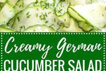 German Salad Ideas