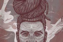 Illustrations ♦