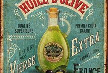 Pubs AZEITE, Huile d'olive