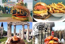 World Burger Tour 2016 / Os nossos hambúrgueres favoritos estão de volta para um encore!