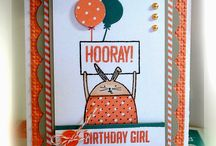 Stampin' Up! Cheerful Critters