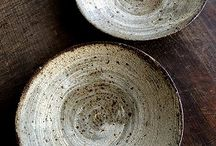 Ceramic Bowls, Cups, Plates and Teapots