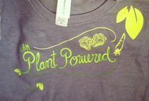 "I AM Plant Powered T-Shirt! / Whether you're on vacation, at the gym, doing gardening, or going shopping, there's no better time than now to wear your ""I AM Plant-Powered"" T-shirt!   For this contest, all you have to do is post a picture of yourself wearing it on facebook, instagram, or twitter with the tag #iamplantpowered! Get yours today at http://sharonpalmer.com/store.php and start posting!"