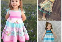 Create Kids Couture patterns that I own.