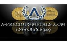 Online shopping at A-Precious Metals