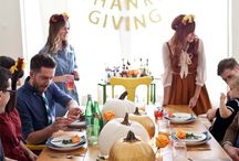 Friendsgiving  / by Ingrid Blanchette