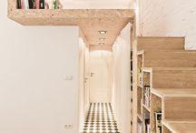 Interiors / Small flat
