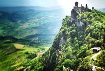 San Marino / by BlogVille Italy
